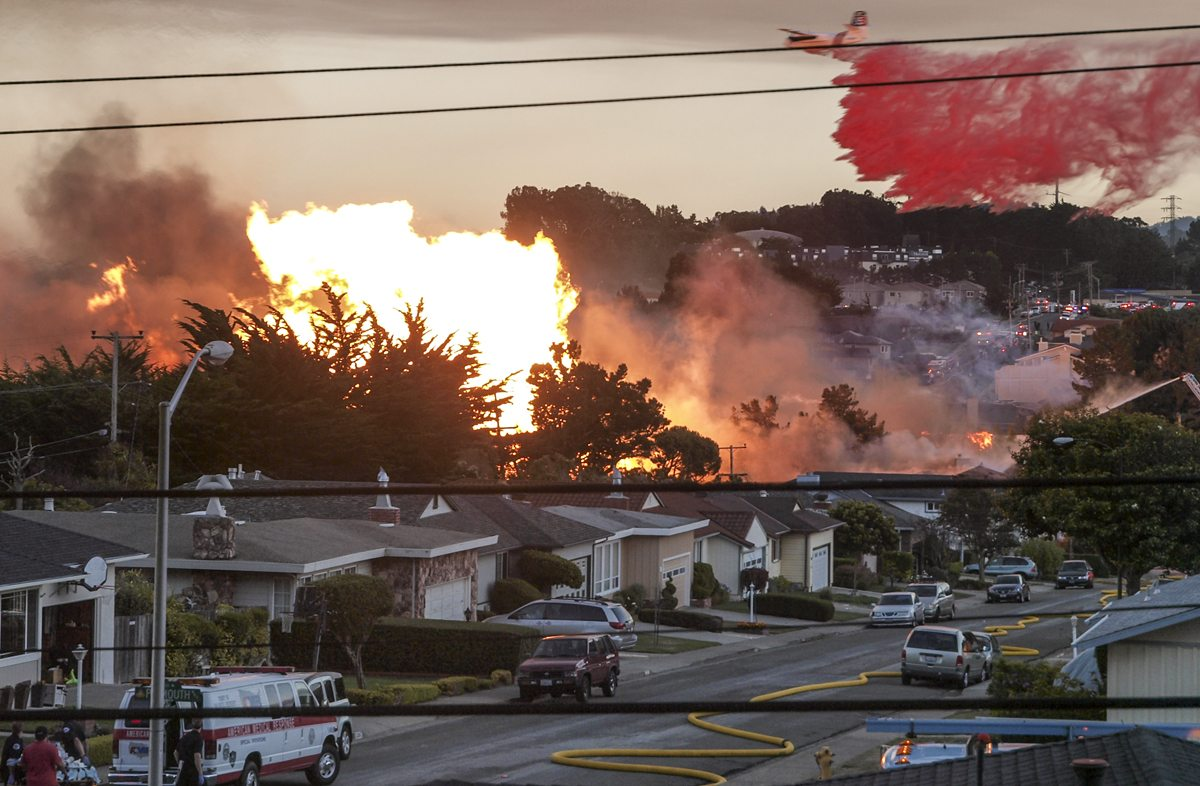 Jury Convicts PG&E In San Bruno Pipeline Explosion Trial ...